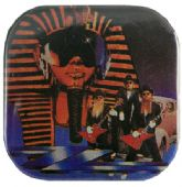 ZZ Top - 'Group Sphinx' Vintage Square Badge